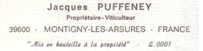 Puffeney-Trousseau-Les-Berangeres LOGO
